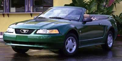 2000 Ford Mustang GT LockingLimited Slip Differential Rear Wheel Drive Tires - Front Performance