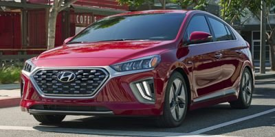 2020 Hyundai Ioniq Hybrid Ultimate Ultimate Hatchback Gas/Electric I-4 1.6 L/96 [0]