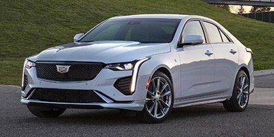 2020 Cadillac CT4 Sport 4dr Sdn Sport Turbocharged I4 2.0L/ [1]