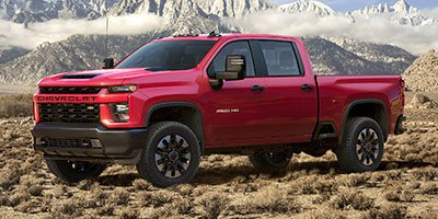 2020 Chevrolet Silverado 2500HD Custom 4WD Crew Cab 159″ Custom Gas V8 6.6L/400 [9]
