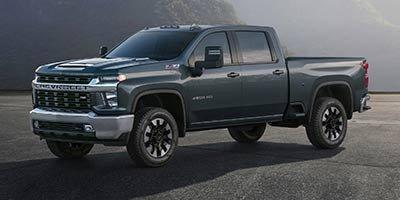 """2021 Chevrolet Silverado 2500HD LT 4WD Crew Cab 159"""" LT Turbocharged Diesel V8 6.6L/403 [10]"""