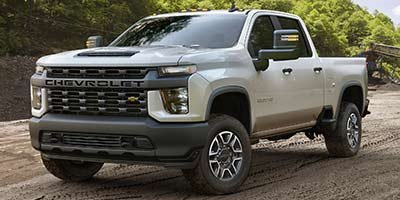 2021 Chevrolet Silverado 2500HD Work Truck 4WD Crew Cab 172″ Work Truck Gas V8 6.6L/400 [0]