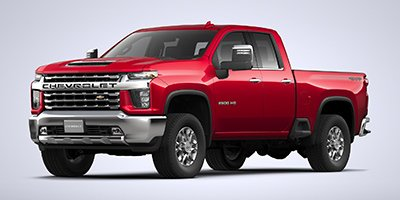 2020 Chevrolet Silverado 2500HD Work Truck 4WD Double Cab 162″ Work Truck Turbocharged Diesel V8 6.6L/403 [18]