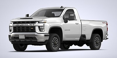 2021 Chevrolet Silverado 2500HD Work Truck 4WD Reg Cab 142″ Work Truck Gas V8 6.6L/400 [0]