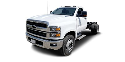 2021 Chevrolet Silverado MD Work Truck 2WD Reg Cab Work Truck Turbocharged Diesel V8 6.6L/402 [1]