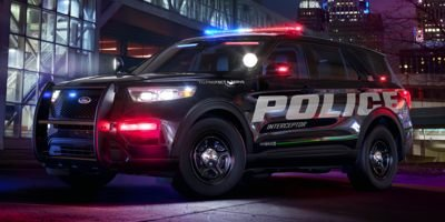 2021 Ford Police Interceptor Utility AWD Regular Unleaded V-6 3.3 L/204 [6]
