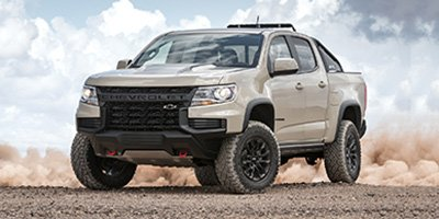 2021 Chevrolet Colorado ZR2 4WD Crew Cab 128″ ZR2 Gas V6 3.6L/ [7]