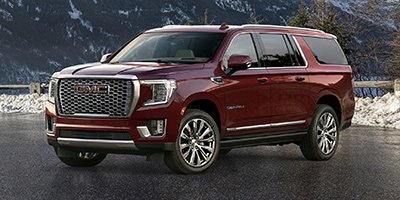 2021 GMC Yukon XL AT4 4WD 4dr AT4 Gas V8 5.3L/ [1]