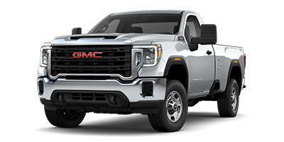2021 GMC Sierra 2500HD Base 2WD Reg Cab 142″ Gas V8 6.6L/ [0]