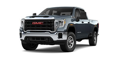 2021 GMC Sierra 3500HD Crew Cab 4x4 Base Standard Box SRW  Turbocharged Diesel V8 6.6L/ [0]