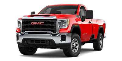 2020 GMC Sierra 3500HD BASE 4WD Reg Cab 142″ Gas V8 6.6L/ [0]