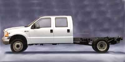 "2000 Ford Super Duty F-350 DRW Reg Cab 165"" WB XL"