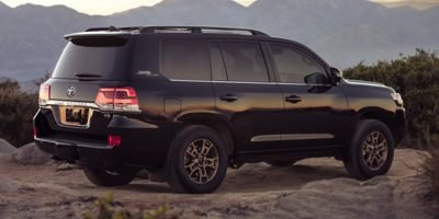 2021 Toyota Land Cruiser Base 4WD Regular Unleaded V-8 5.7 L/346 [0]