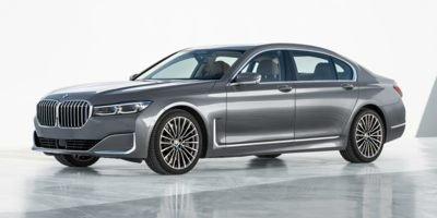 2021 BMW 7 Series 750i xDrive 750i xDrive Sedan Twin Turbo Premium Unleaded V-8 4.4 L/268 [0]