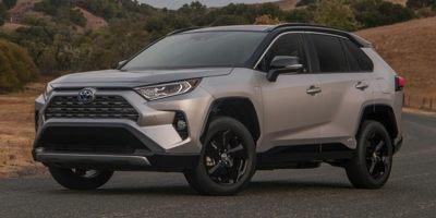 2021 Toyota RAV4 Hybrid XSE Hybrid XSE AWD Gas/Electric I-4 2.5 L/152 [3]