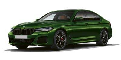2021 BMW 5 Series M550i xDrive M550i xDrive Sedan Twin Turbo Premium Unleaded V-8 4.4 L/268 [11]