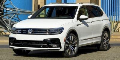 2021 Volkswagen Tiguan SE R-Line Black 2.0T SE R-Line Black FWD Intercooled Turbo Regular Unleaded I-4 2.0 L/121 [5]