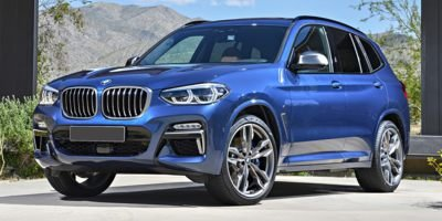 2021 BMW X3 M40i M40i Sports Activity Vehicle Intercooled Turbo Premium Unleaded I-6 3.0 L/183 [8]