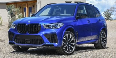 2021 BMW X5 M Competition Competition Sports Activity Vehicle Twin Turbo Premium Unleaded V-8 4.4 L/268 [0]