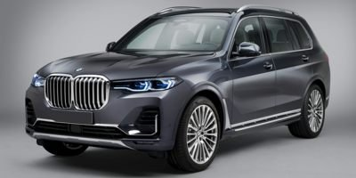 2021 BMW X7 xDrive40i xDrive40i Sports Activity Vehicle Intercooled Turbo Gas/Electric I-6 3.0 L/183 [1]
