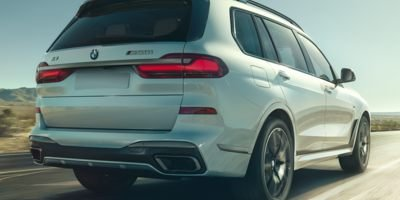 2021 BMW X7 M50i M50i Sports Activity Vehicle Twin Turbo Premium Unleaded V-8 4.4 L/268 [12]