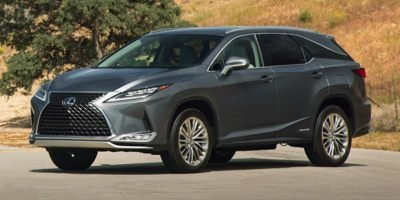 2021 LEXUS RX 450H EXECUTIVE PACKAGE Executive Package Gas/Electric V-6 3.5 L/211 [9]
