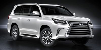 2021 Lexus LX 570 BLACKLINE EDITION Blackline Edition Premium Unleaded V-8 5.7 L/346 [0]
