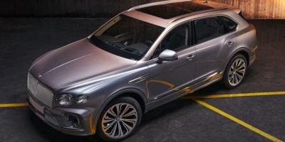 2021 Bentley Bentayga AWD