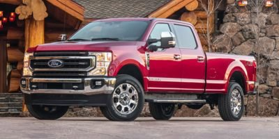 2021 Ford Super Duty F-350 SRW XL XL 4WD Crew Cab 8' Box 6.2L 2-VALVE SOHC EFI NA V8 FLEX-FUEL  (STD) [0]