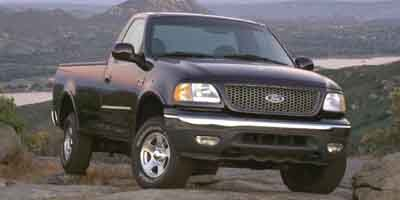 "2002 Ford F-150 Reg Cab 120"" XL"