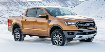 2021 Ford Ranger Lariat SuperCrew 4WD LARIAT 4WD SuperCrew 5' Box Intercooled Turbo Regular Unleaded I-4 2.3 L/140 [16]