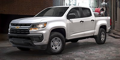 "2021 Chevrolet Colorado 4WD Work Truck 4WD Crew Cab 128"" Work Truck Gas V6 3.6L/ [2]"