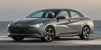 2021 Hyundai Elantra Hybrid Preferred  Gas/Electric I-4 1.6 L/96 [3]