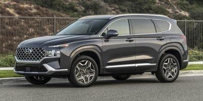2021 Hyundai Santa Fe Hybrid Luxury Luxury AWD Intercooled Turbo Gas/Electric I-4 1.6 L/98 [7]