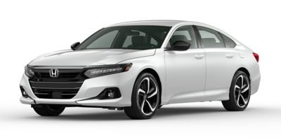 2021 Honda Accord Sedan Sport SE Sport SE 1.5T CVT Intercooled Turbo Regular Unleaded I-4 1.5 L/91 [6]