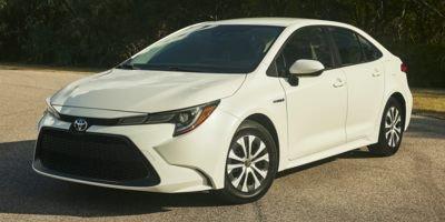 2022 Toyota Corolla Hybrid LE