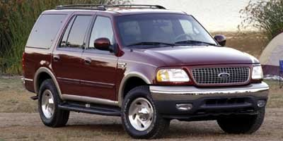 2000 Ford Expedition XLT Four Wheel Drive Tow Hooks Tires - Front All-Season Tires - Rear All-Se