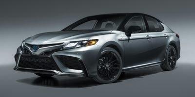 2022 Toyota Camry Hybrid SE Hybrid SE CVT Gas/Electric I-4 2.5 L/152 [5]