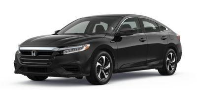 2022 Honda Insight EX EX CVT Gas/Electric I-4 1.5 L/91 [2]