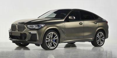 2021 BMW X6 xDrive40i xDrive40i Sports Activity Coupe Intercooled Turbo Gas/Electric I-6 3.0 L/183 [1]