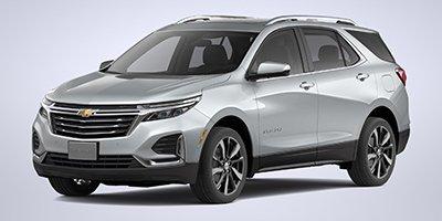 2022 Chevrolet Equinox Premier  Turbocharged Gas I4 1.5L/92 [1]