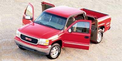 2000 GMC New Sierra 1500 SLE