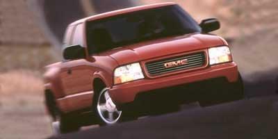 2000 GMC Sonoma SL Rear Wheel Drive Tires - Front All-Season Tires - Rear All-Season Steel Wheel