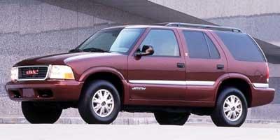 2000 GMC Jimmy SLT