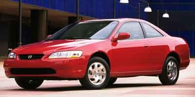 2000 Honda Accord Cpe  Front Wheel Drive Engine Immobilizer Tires - Front All-Season Tires - Rea