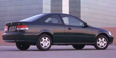 Used 2000 Honda Civic Coupe in Cape Coral, FL