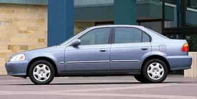 2000 Honda Civic Sedan VP