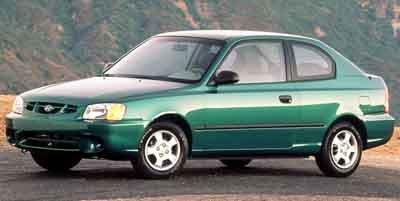 2000 Hyundai Accent L