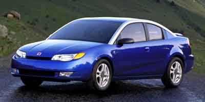 2003 Saturn Ion ION 2 Front Wheel Drive Tires - Front All-Season Tires - Rear All-Season Wheel C