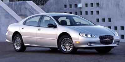 2002 Chrysler Concorde LX